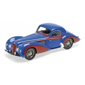 Delahaye Type 145 V-12 Coupe 1937