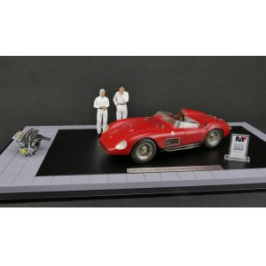 Maserati 300S Dirty Hero Bundle
