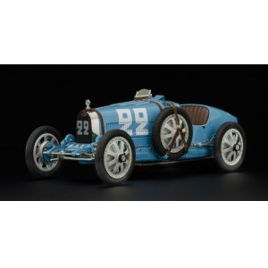 Bugatti T35 Nation Color Project Frankreich