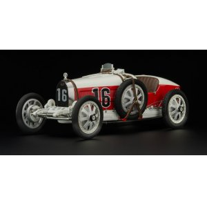 Bugatti T35 Nation Color Project Monaco