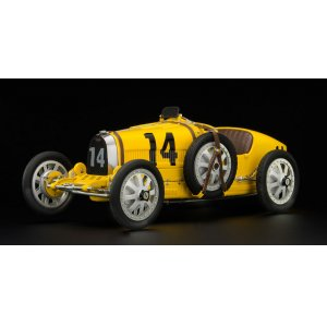 Bugatti T35 Nation Color Project Belgien
