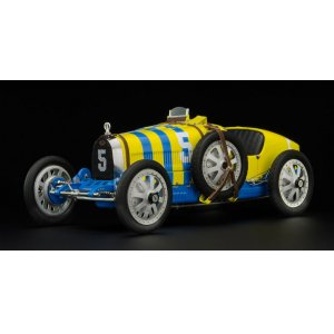 Bugatti T35 Nation Color Project Schweden