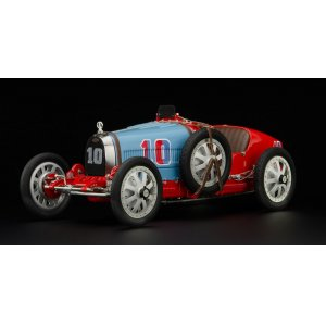Bugatti T35 Nation Color Project Chile