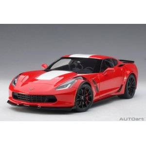 Chevrolet Corvette C7 Grand Sport 2017 Composite Model