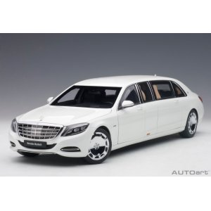 Mercedes-Maybach S 600 Pullman 2016