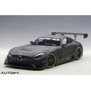 Mercedes Benz AMG GT3 Plain Body Version