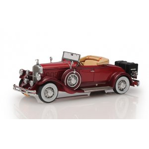 Pierce Arrow 1930 Model B Roadster