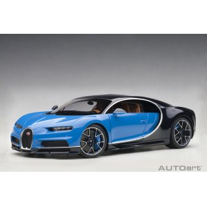 Bugatti Chiron 2017 french racing blue
