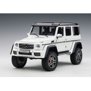 Mercedes Benz G500 4x4 2016 gloss white