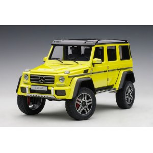 Mercedes Benz G500 4x4 Electric Beam Yellow