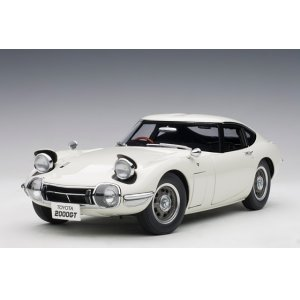 Toyota GT 2000 Coupe 1965 White