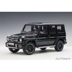 Mercedes Benz G63 AMG 2017 gloss black