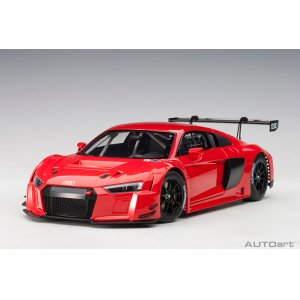 Audi R8 Lms Plain Color Version
