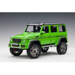 Mercedes Benz G500 4x4 2016 alien green