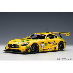 Mercedes AMG GT3 Team Gruppe M Racing Bathurst