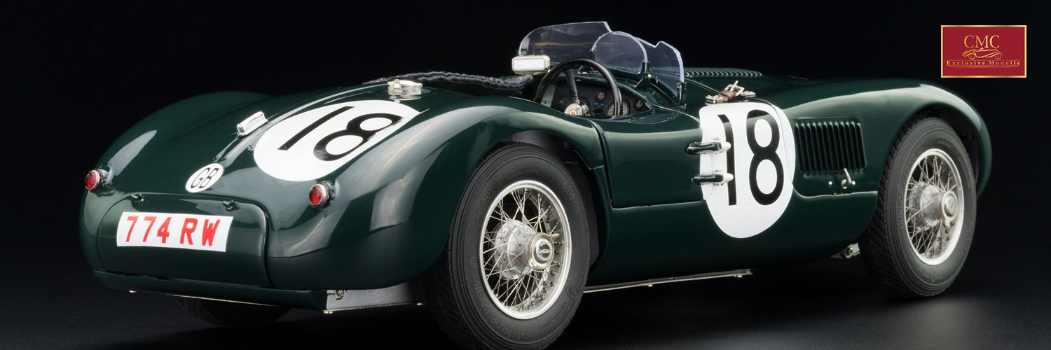 Jaguar C-Type 1953 24H Frankreich Jaguar Racing Team